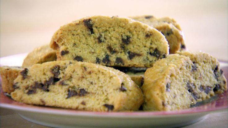 Biscotti Recipe | Cake Boss | TLC