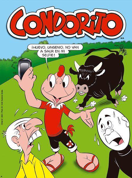 Condorito Oficial (@RealCondorito) | Twitter
