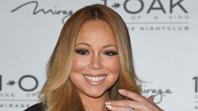 Mariah Carey Is Staying In a $30 Million Airbnb, Just Like You