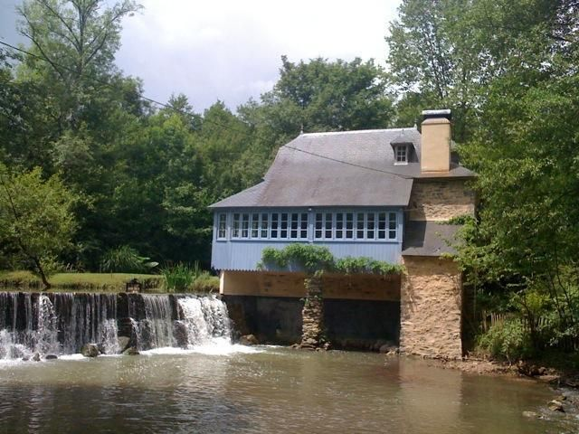 French Property for Sale | Luxury Property- Restored Watermill