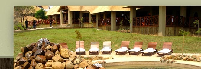 Mangwanani Day Spa at the Indaba Hotel, Sandton is one of many Mangwanani spas set in tranquil, African bush surroundings where you're pampered in true African style.