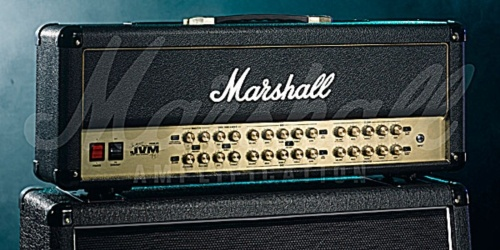 Marshall Amplification is pleased to announce the JVM410H Joe Satriani Edition. This new amplifie...