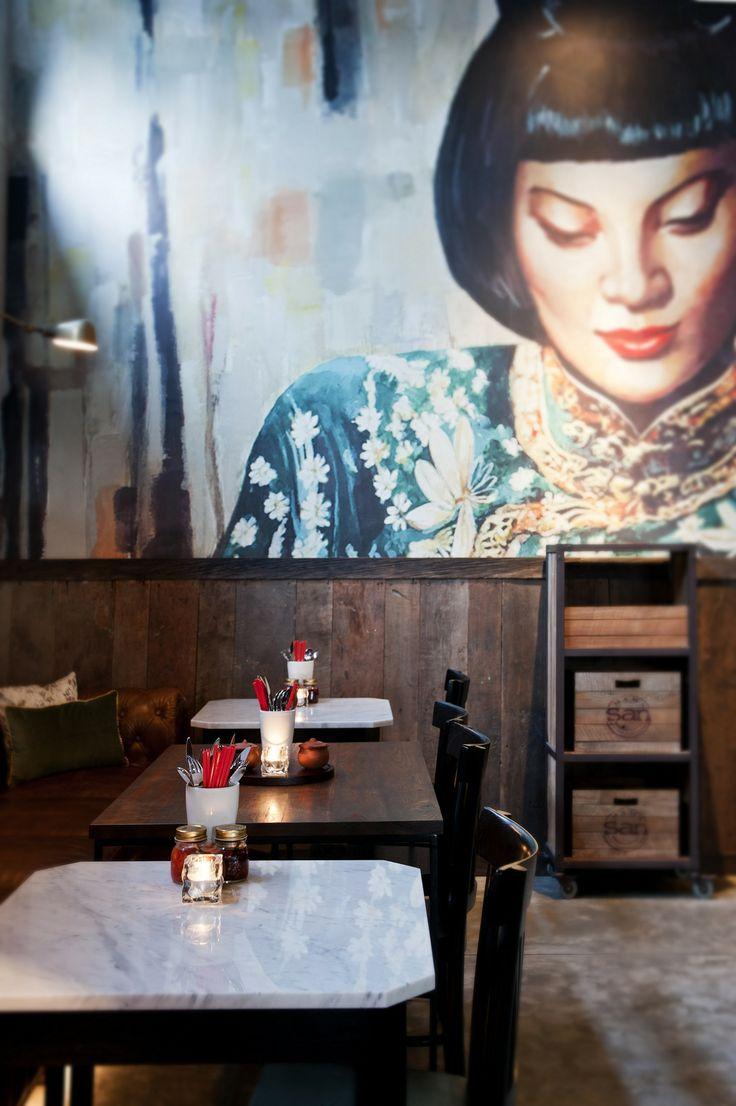 12 best Mama San\'s Interior images on Pinterest | Restaurants ...