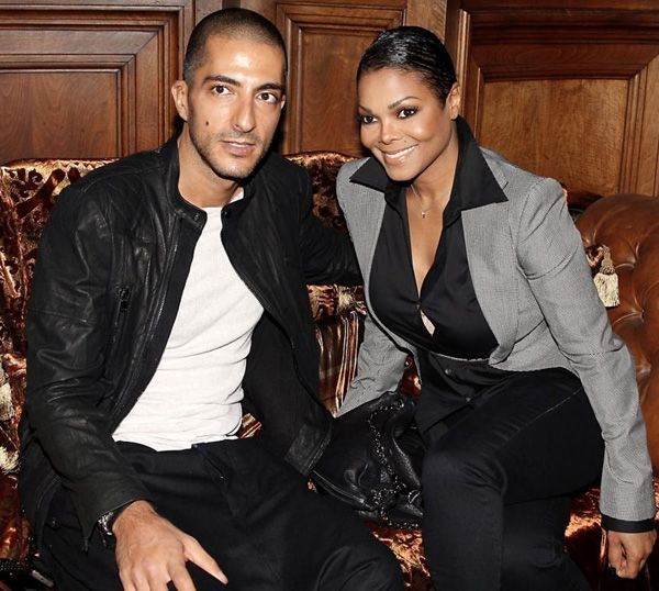 Janet and Wissam engaged!  Pop Icon Janet Jackson is set to wed billionaire businessman Wissam Al Mana after he proposed to her earlier this year.