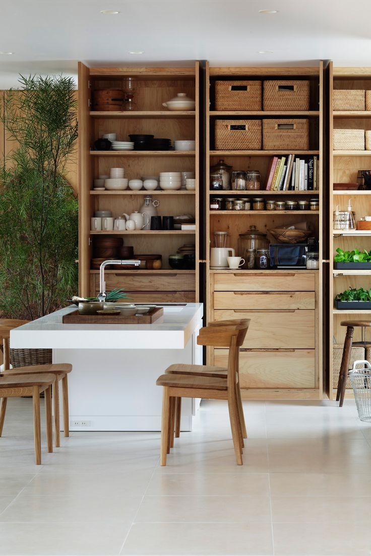 Shigeru Ban x Muji: House of Furniture at HOUSE VISION - Meubels toegepast als architectonische elementen...