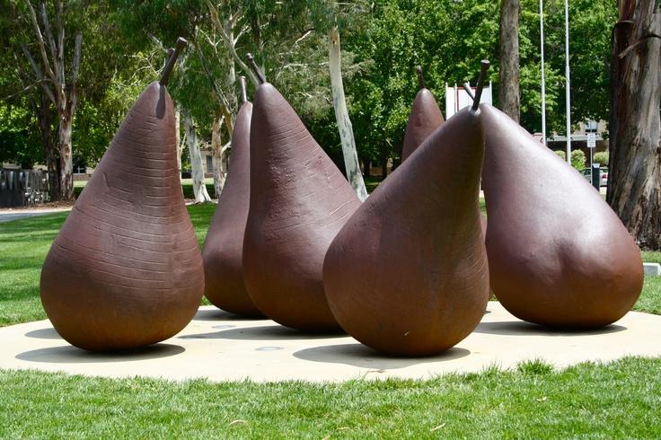 George Baldessin. - Pears   NGA - National Gallery of Australia