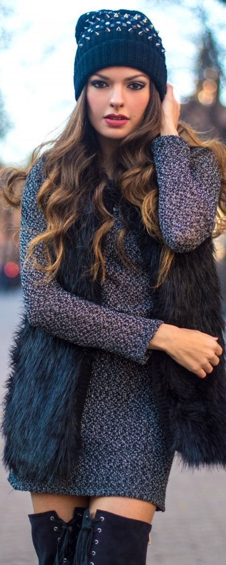 Street style by o fantastico mundo de nicole street fashion pinterest Fashion solitaire winter style