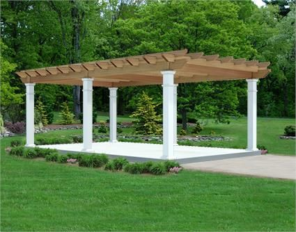 17 best ideas about Free Standing Pergola on Pinterest | Free standing  carport, Pergola with canopy and Patio roof - 17 Best Ideas About Free Standing Pergola On Pinterest Free