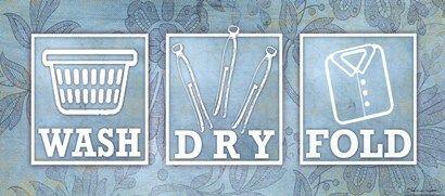 Wash Dry Fold Fine-Art Print by Stephanie Marrott at UrbanLoftArt.com