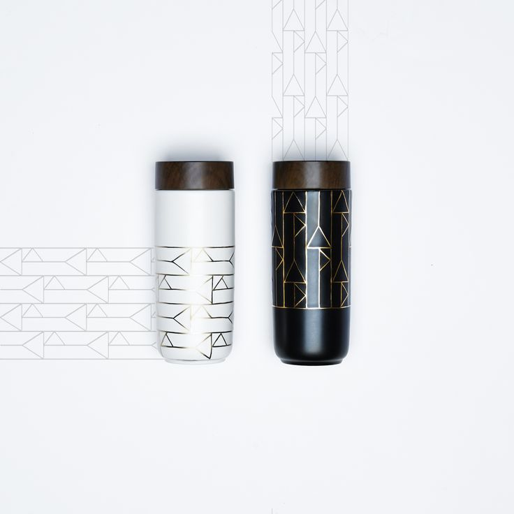 #Stylish and #elegant the new Travel Mug collection of Acera Liven.
