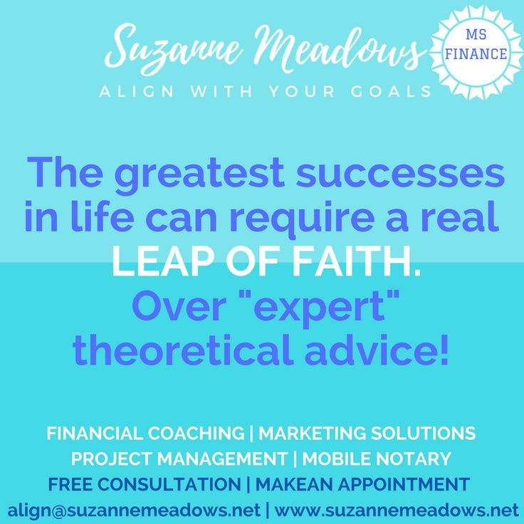 The greatest successes in life require a LEAP OF FAITH. This is how I bought a home in one week from a massive rental increase, moved to Amman, Jordan then Dubai, UAE during the global recession, and moved in with my now husband shortly after meeting him.    #Brooklyn #NYC #NewYork #community #prospect #LEAP #faith #Success #experts #Theory  #homeowner #dubai #UAE #LifeLessons #Success #Financial #coaching #Successful #budget #personalfinance #priorities #DebtFree #studentloans #loans #rent