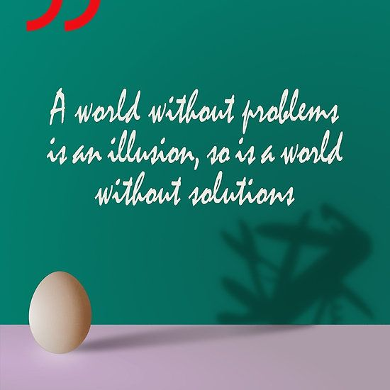 A World Without... (Quotation)