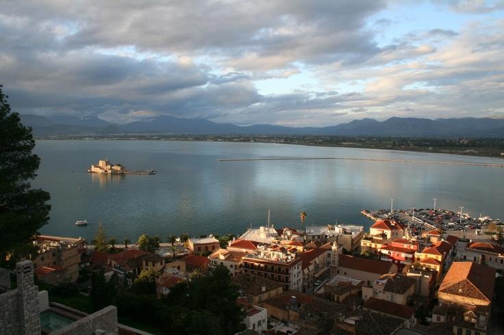 Ben and Alonna » Blog Archive » Driving around Nafplio, Greece