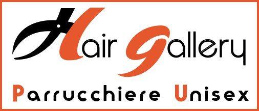 IDEAZIONE LOGO  HAIR GALLERY - Negozio Parrucchiere Unisex