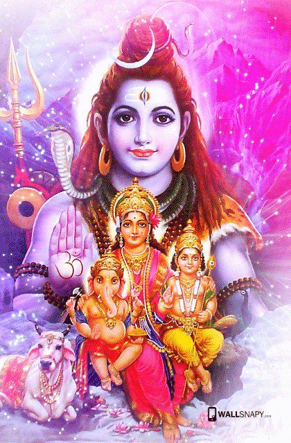 4K Wallpaper For Mobile Lord Shiva Trick   Lord shiva ...