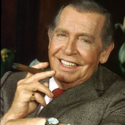 Milton Berle (Uncle Milty) 1975 ... saw him while waiting in line for the Carol Burnette show at the CBS Studios, he looked so old!