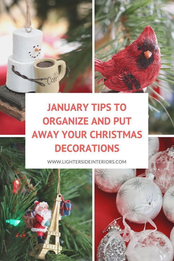 Christmas Ornament Storage Tips Lighter Side Interiors In 2020 Christmas Ornament Storage Christmas Ornaments Decorating With Christmas Lights