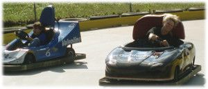 Hochatown Amusements - Go Kart Racing - $8/car - have 2 seaters