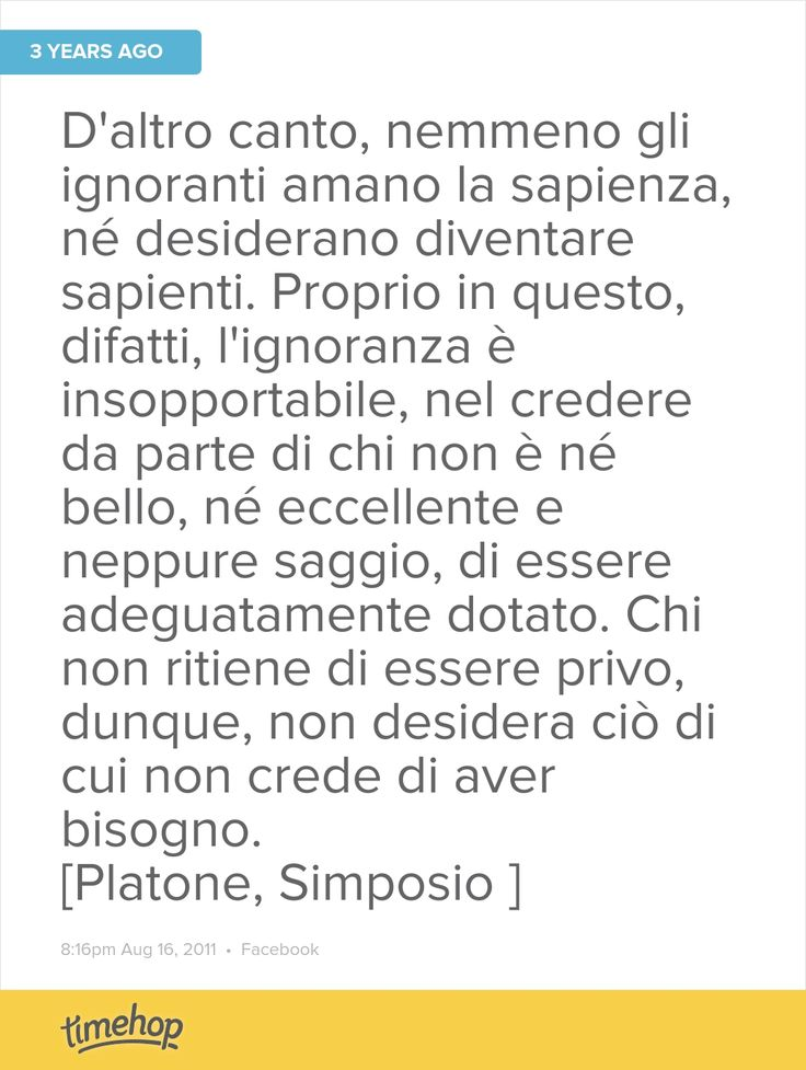 Platone, simposio