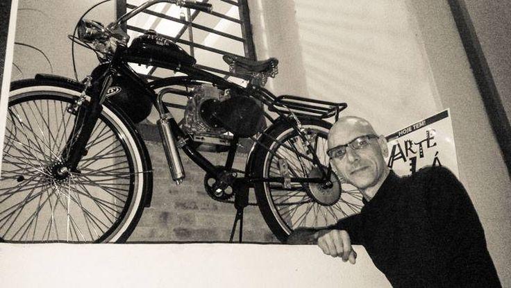 10ª edição do Arte Lá Fora, uma realização do Espaço Arte ateliê lelê da cuca e Quitanda das Artes, com participação da Bicicleta Motorizada Wolf Hero