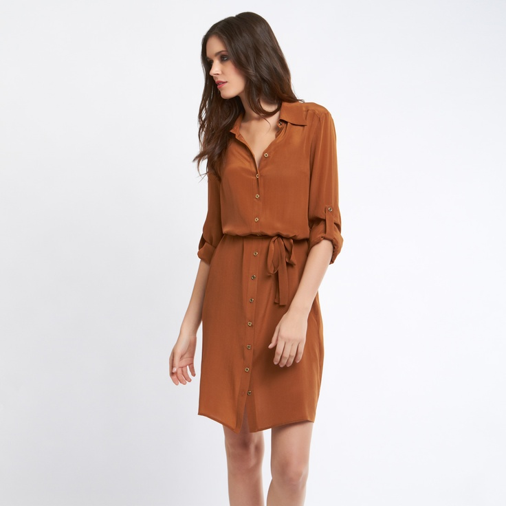 loveeeeee shirtdresses!#Repin By:Pinterest++ for iPad#