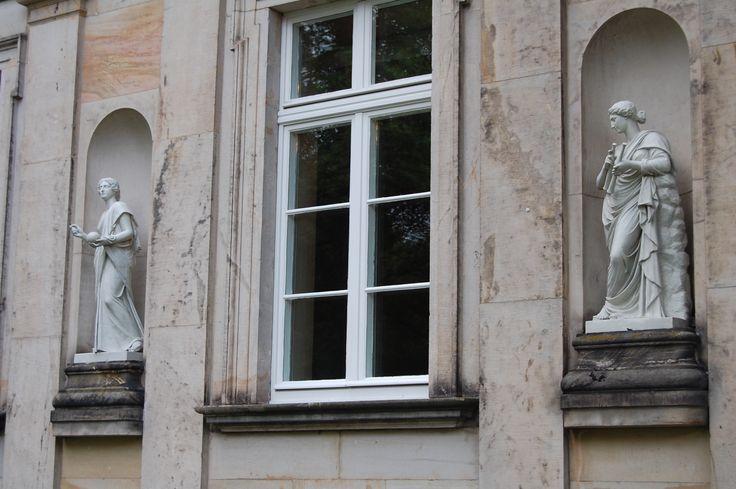 Detmold - Detail an der Musikhochschule