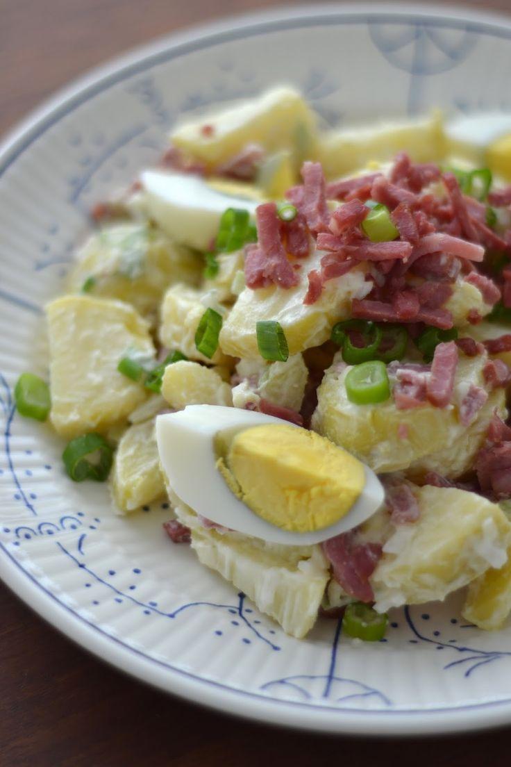 La Cuisine c'est simple: Simple avec une salade de pommes de terre