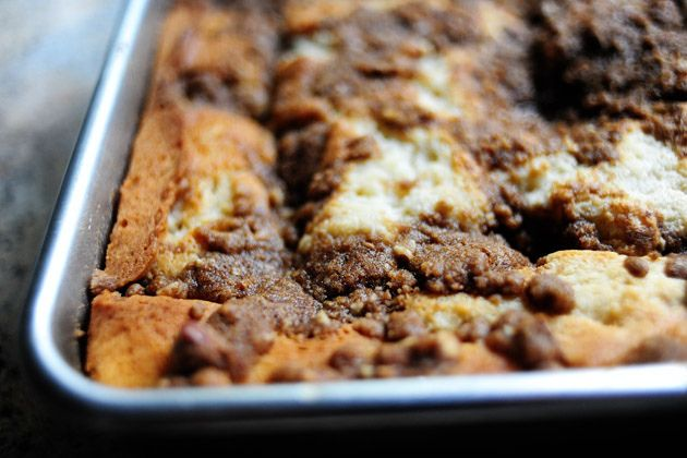 The Best Coffee Cake. Ever. | The Pioneer Woman Cooks | Ree Drummond