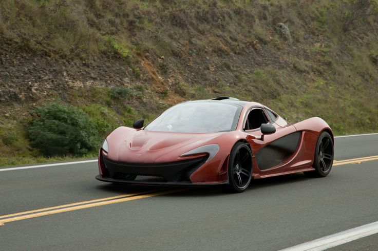 Need for Speed movie McLaren P1
