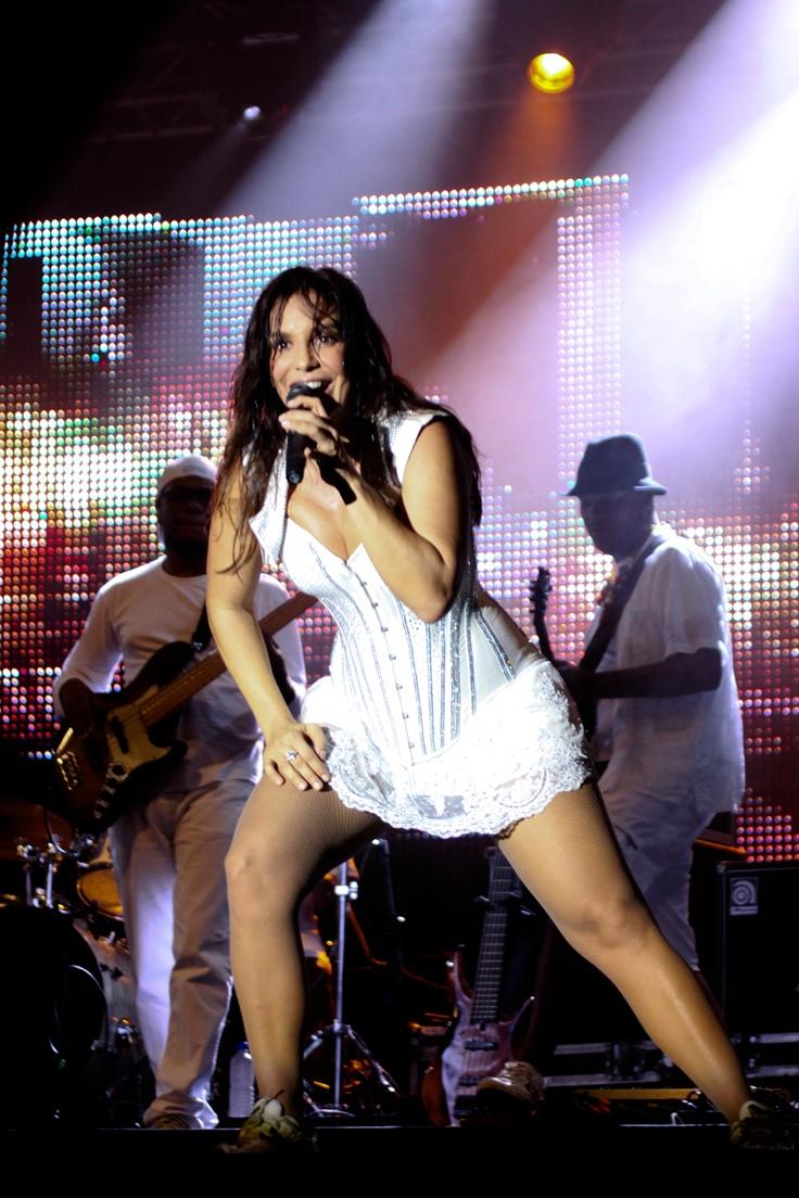 Ivete Sangalo - cantora
