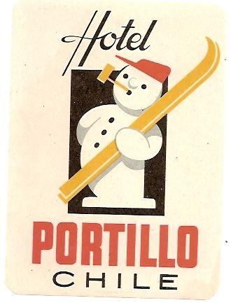 Hotel Portillo ~ Chile