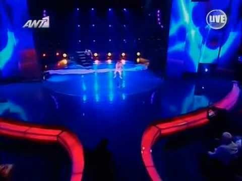 Alexandros Pamporis  » Ellada exeis Talento Ε11 [ FINAL ] Greece Got Tal...