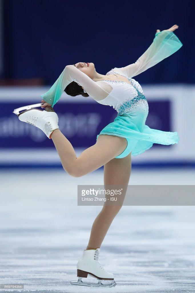Katerine: Mejores trajes - Audi Cup of China 2017 ~ Figure Skating