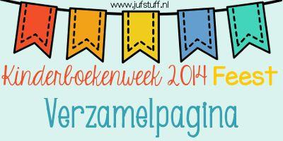 Een groots project rondom de Kinderboekenweek 2014. Gr 5 t/m 8 (Zal zich in de loop van de dagen/weken uitbreiden) Juf-Stuff: KBW 2014: Verzamelpagina