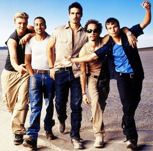 everybody . . . rock your body!  Still in love with BSB.