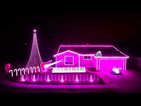 "Music teacher's 'Star Wars' Christmas light show dazzles community, Internet, Please click through to see how donations raises money for his church's dinner programs and those in need of counseling outreach. He also does ""Frozen"" theme display."