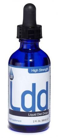 LDD Liquid Diet Drops 2 Fl. Oz. (60ml) 1LDD