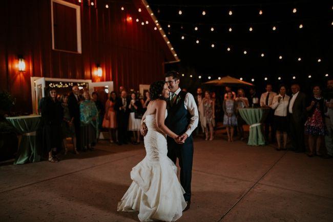 Chatfield Botanic Gardens Wedding, Reception, First Dance