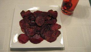 Frites de betteraves de Franceska