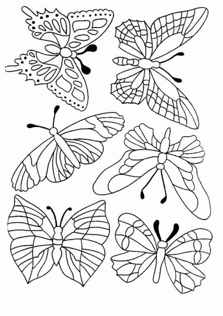 33 best Butterfly Silhouette Tattoo images on Pinterest