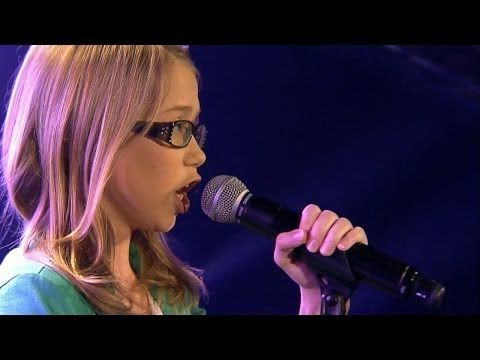 "The judges couldn't even handle how well this young girl sang ""I Will Always Love You"" 