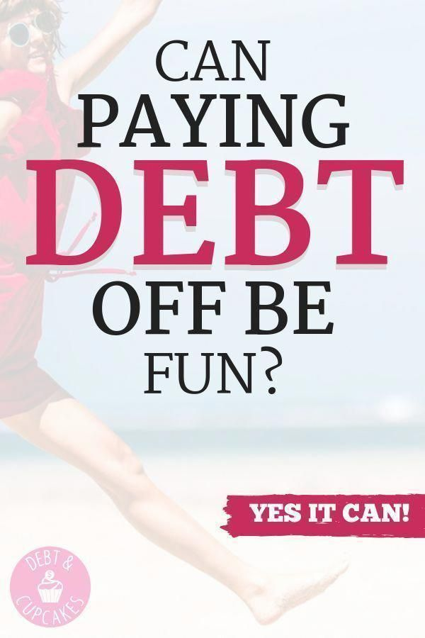 Paying off debt doesn't have to be boring. These …