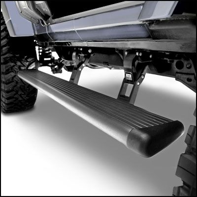 AMP Research PowerStep for 07-16 Jeep Wrangler JK & JK Unlimited