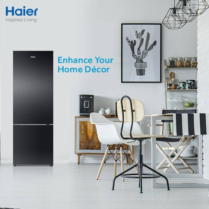 Having a penchant for regal home décor? Say yes to #Haier' #refrigerator with dazzling royal looks. Know More: http://www.haier.com/in/products/refrigerator/