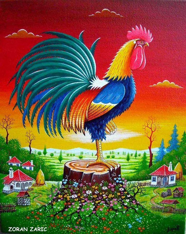 Zoran Zarić | Serbian Naive Art info - Поиск в Google