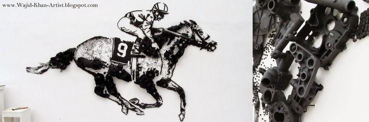 "Best Creative Artist in The World Wajid Khan Artist  Creative-Artist-World   Patent ""Nail Art"""