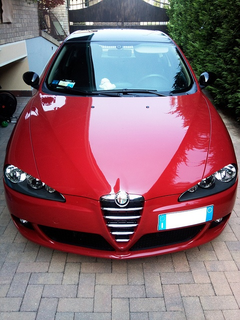 Alfa Romeo by Nicolò Bonafè by Alfa Romeo - The official Flickr, via Flickr