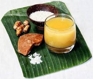 Resep Cara Membuat Jamu Beras Kencur Enak Segar | Resep Masakan Enak Sederhana Spesial Indonesia