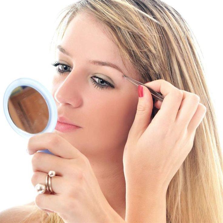 <span>Fixa snygga ögonbryn hemma? Här får du veta det du behöver om att noppa och färga bryn hemma.</span>