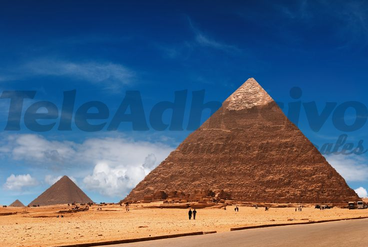 Wall Murals The Pyramids of Egypt